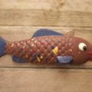 Large Handmade Chocolate Fish