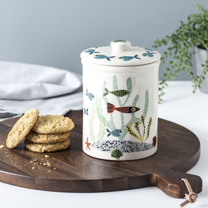 Fish Storage Jar