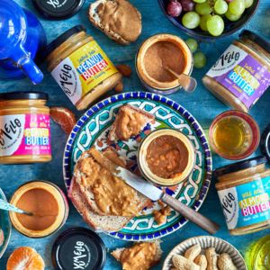 Set Of Four Yumello Nut Butters