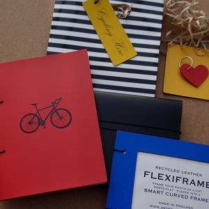 Cyclists Gift Set - planning & organising