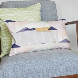 Palmetto Rectangular Cushion Cover - cushions