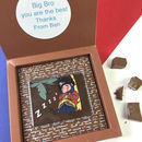 3D Animated Magic Pirate Chocolate Gift