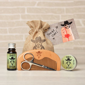 Beard Grooming Gift Kit