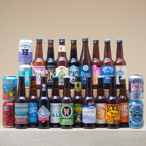The Party Box – 24 Beer Mixed Case - beer & cider