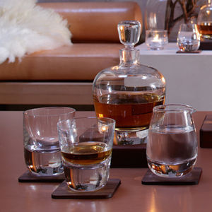 Personalised Whisky Set - drink & barware
