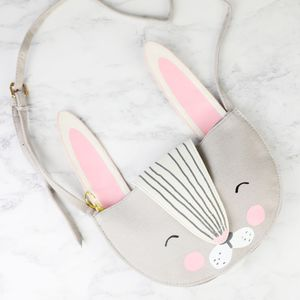 'Over The Moon' Rabbit Cross Body Bag - gifts for children