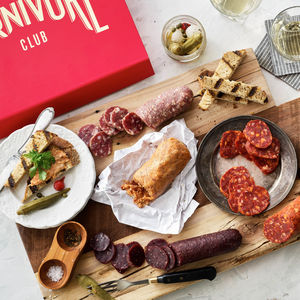 Six Month Artisan Charcuterie Subscription