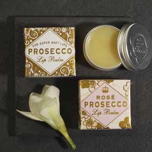 Prosecco And Rosé Prosecco Lip Balm Duo - lip care