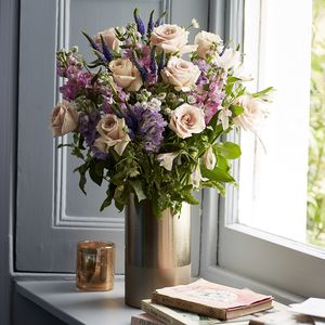 One Year Letterbox Flower Subscription - just because gifts