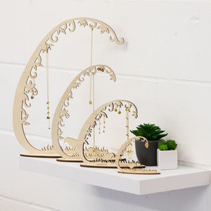 Woodland Jewellery Stand Storage Organiser - secret santa gifts