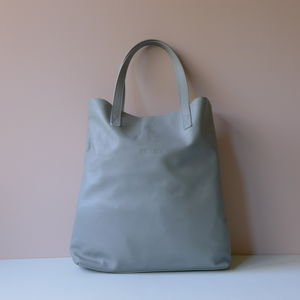 Leather Tote Bag - style-savvy