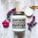 Be My Bridesmaid / Maid Of Honour Scented Candle
