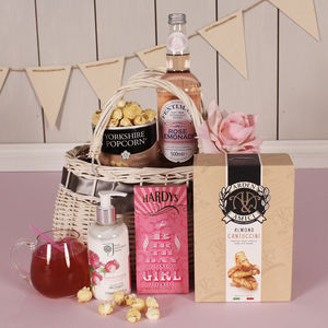 The Glamorously Girly Birthday Hamper - gift sets