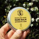 Men's Rough And Tough Organic Hand Balm
