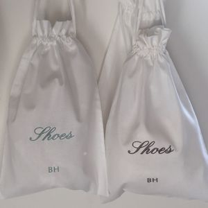 Personalised Shoe Bag - bedroom