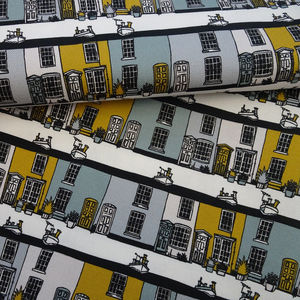 Houses Fabric - soft furnishings & accessories