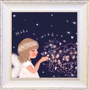 Make A Wish Sparkle Print
