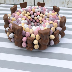 Mini Egg Nest - easter chocolate