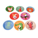 Colourful Animal Partyware