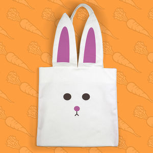 Personalised Bunny Bag