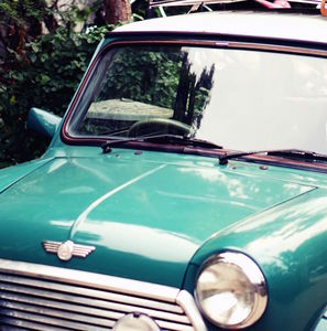 Classic Mini Cooper Gin Experience For Valentine's Day - gifts for him