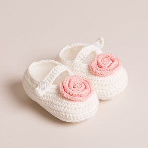 Bamboo Baby Mary Jane Shoes - gifts: under £25