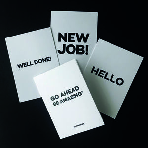 Hello Time Greetings Card - shop by category