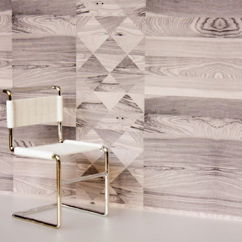 Woodsman Mix And Match Wallpaper