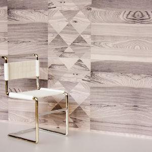 Woodsman Mix And Match Wallpaper - living room