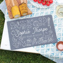 Personalised Veggie Slate Board