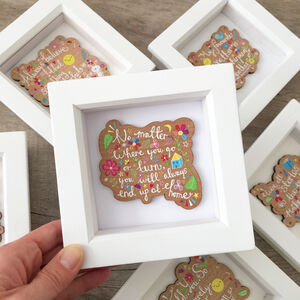 'No Matter Where You Go…' New Home Or Housewarming Gift