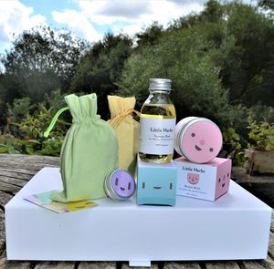 New Mum's Little Helpers Skincare By Little Herbs - mum & baby gifts