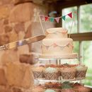 Cake Bunting Topper