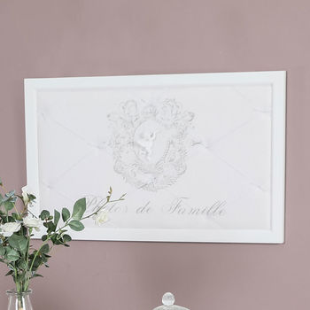 Parisian Wall Mounted Memory Board