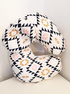 Aztec Maternity Nursing Pillow - gifts for new parents