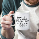 'Funcle, Like A Normal Uncle But More Fun' Uncle Mug