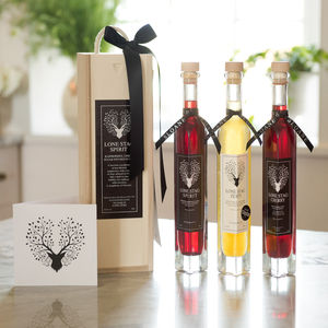 Fruit Infused Gin And Vodka Gift Set