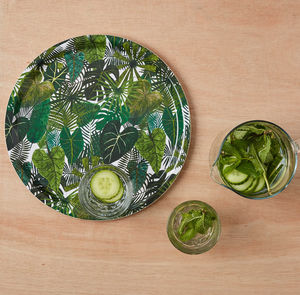 Botanical Tray - tableware