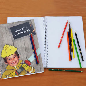 Personalised Doodlebook