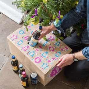 Beer Count Down Advent Calendar - advent calendars