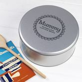 Personalised Cake Tin - shop by interest