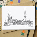 Lisburn Skyline Greetings Card