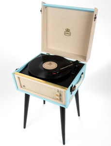Gpo Bermuda Turntable
