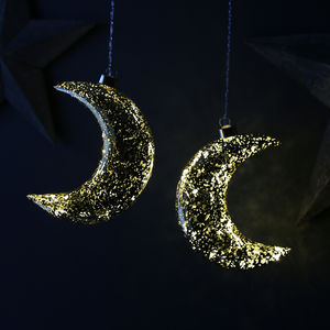 Crescent Moon Light