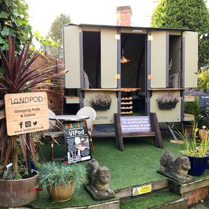 The Alfresco Pod The Ultimate Eating And Drinking Space - garden furniture