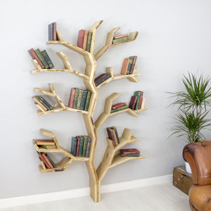 Tree Bookcase Shelf Elm Tree - baby's room