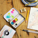 The Sketching Tin With Four Colour Ways