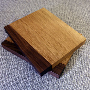 Oak & Walnut Chopping Board