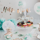 Hello World Baby Shower Hamper | Unisex