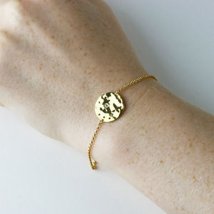 Zodiac Constellation Bracelet With White Sapphires - our top new picks
